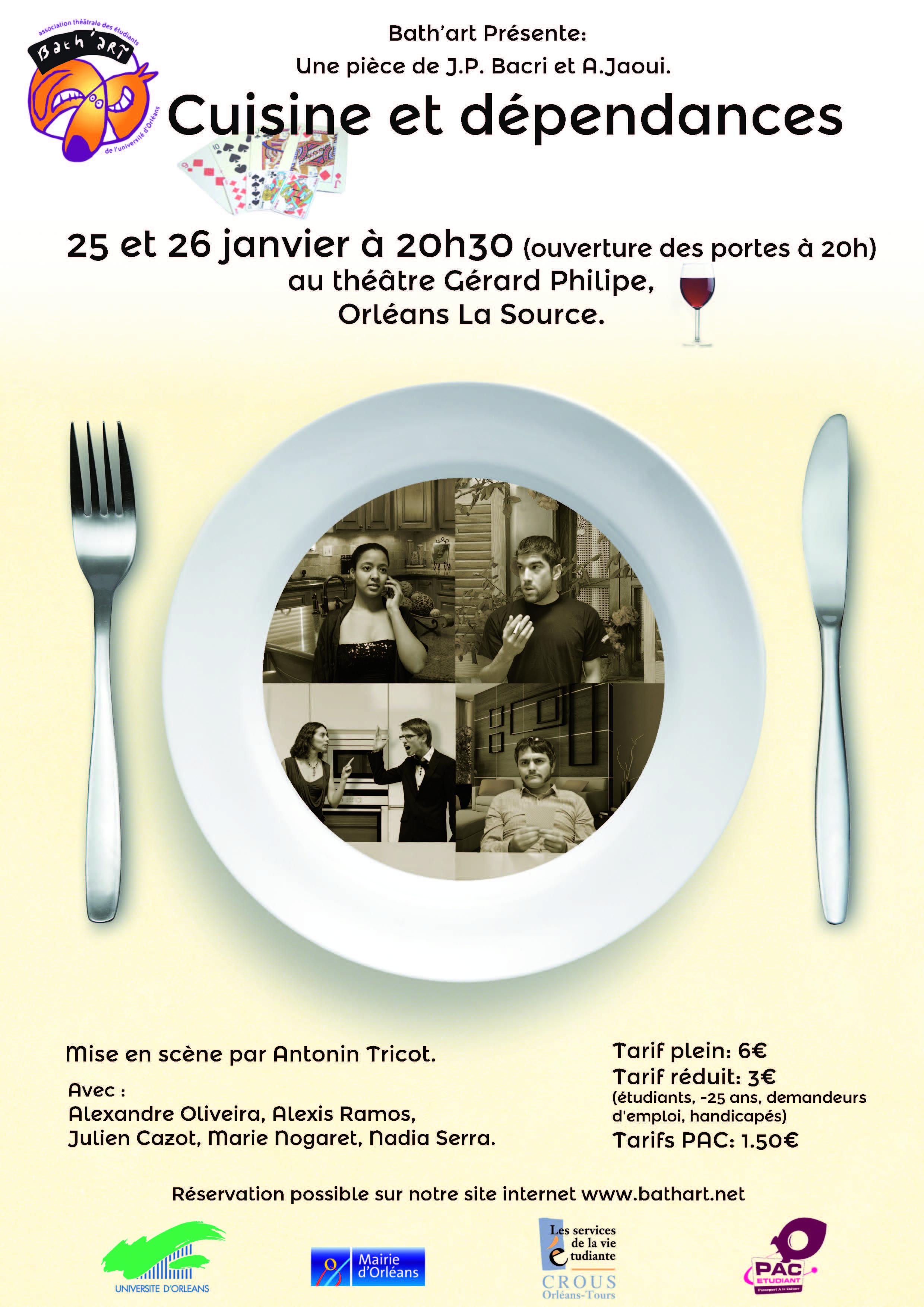 Cuisine et d pendances 2013 bath 39 art for Theatre cuisine et dependance